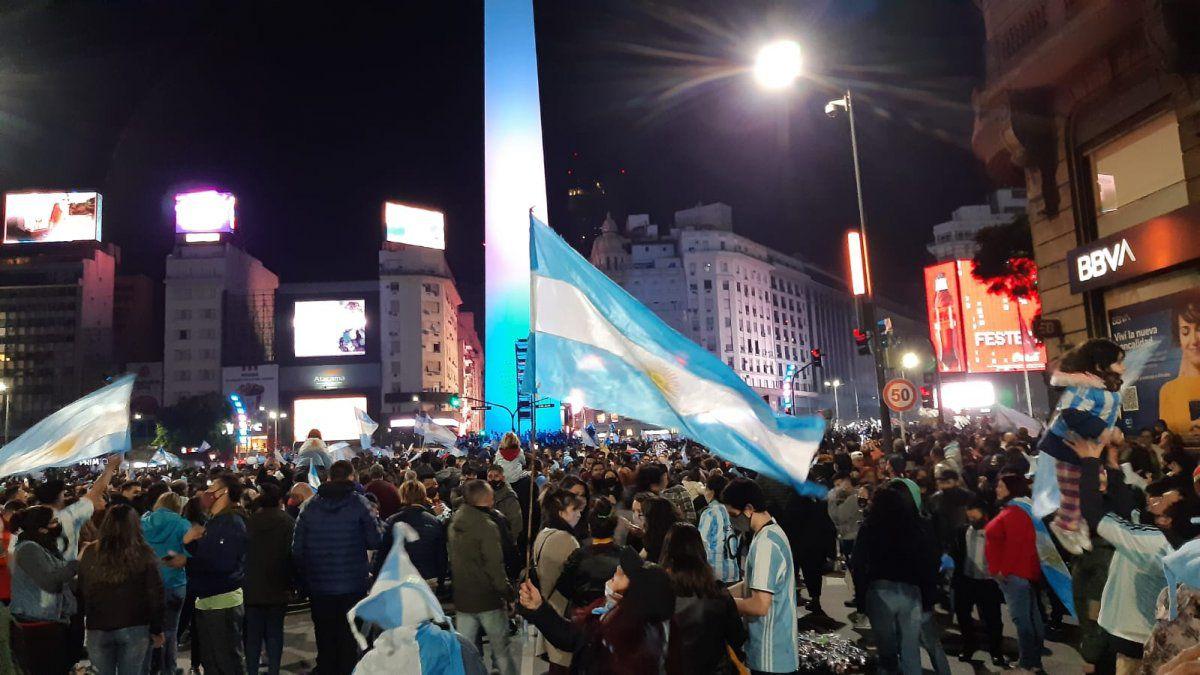 En Argentina...una fiesta