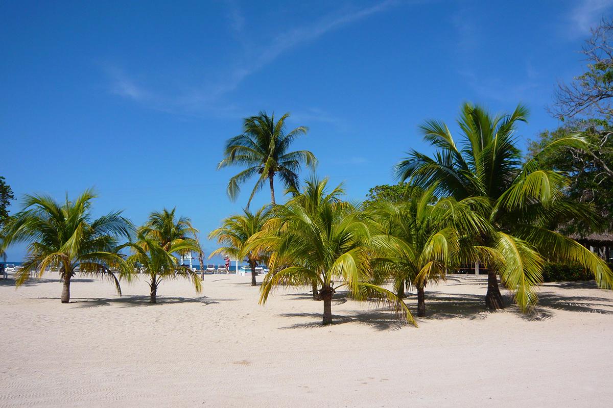 Playas de Haití
