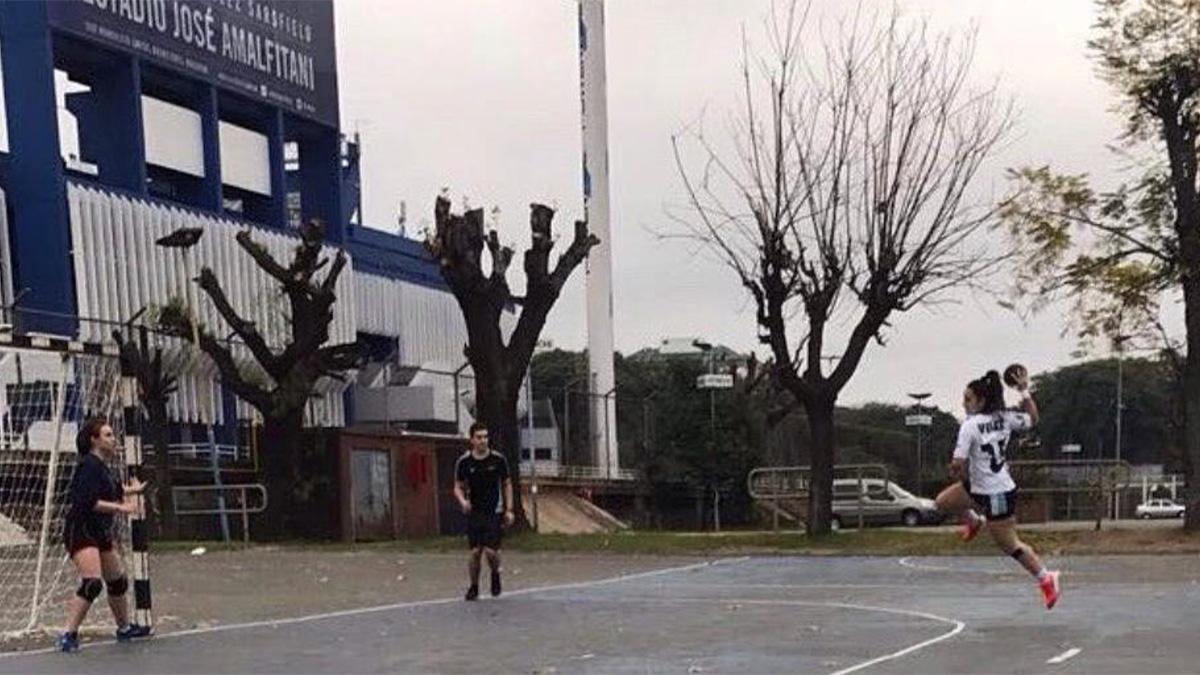 Milena Mena, alumna de la carrera de Ingeniería Industrial de la UTN Buenos Aires representará a Argentina ante la Federación Internacional del Deporte Universitario