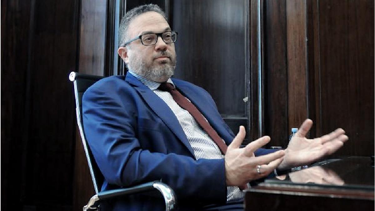 El ministro de Desarrollo Productivo de Argentina, Matías Kulfas,