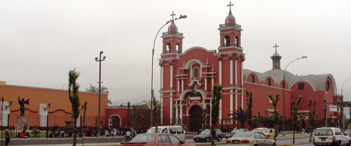 Santuario de Santa Rosa de Lima en Perú – Foto: Miguel Angel Chong / Wikimedia Commons