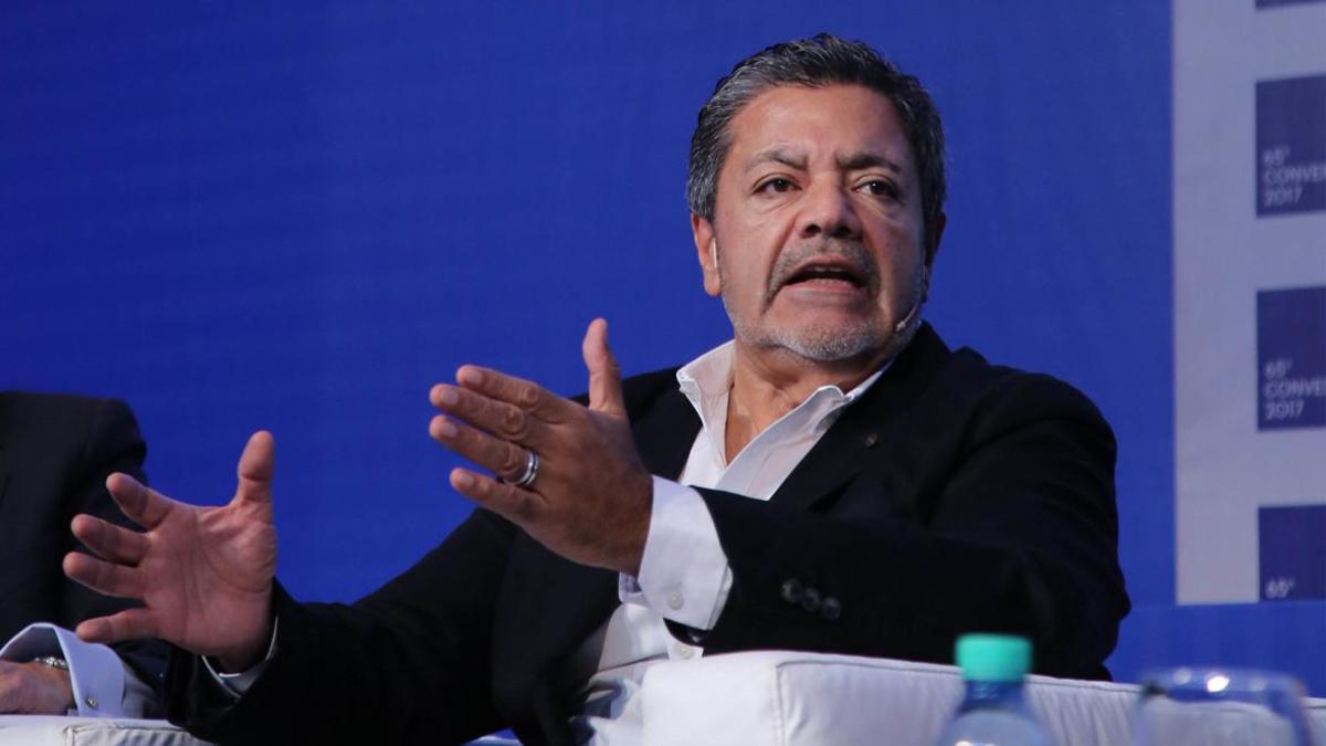 """Gerardo Martínez: """"Se viene una CGT con jefatura colegiada y 50% de mujeres"""""""