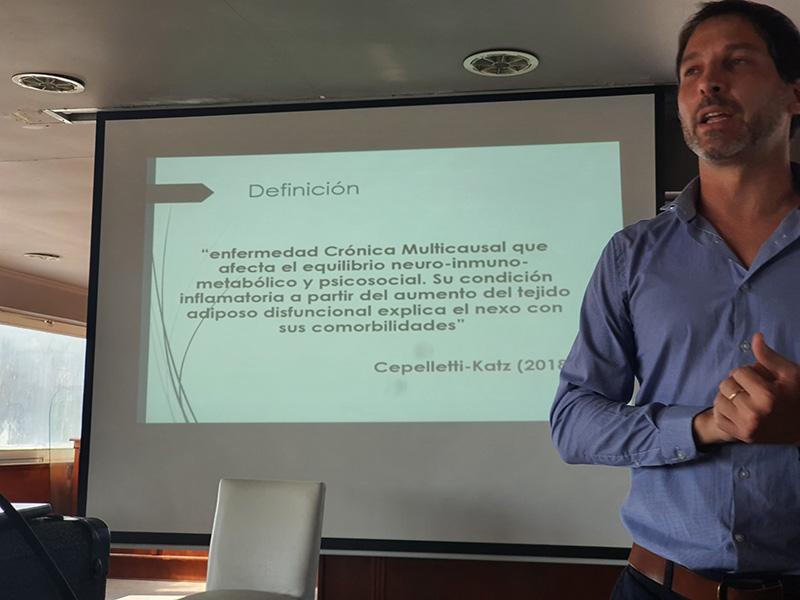 Dr. Lucas Pappalardo - Médico cirujano especialista en cirugías bariátricas y metabólicas