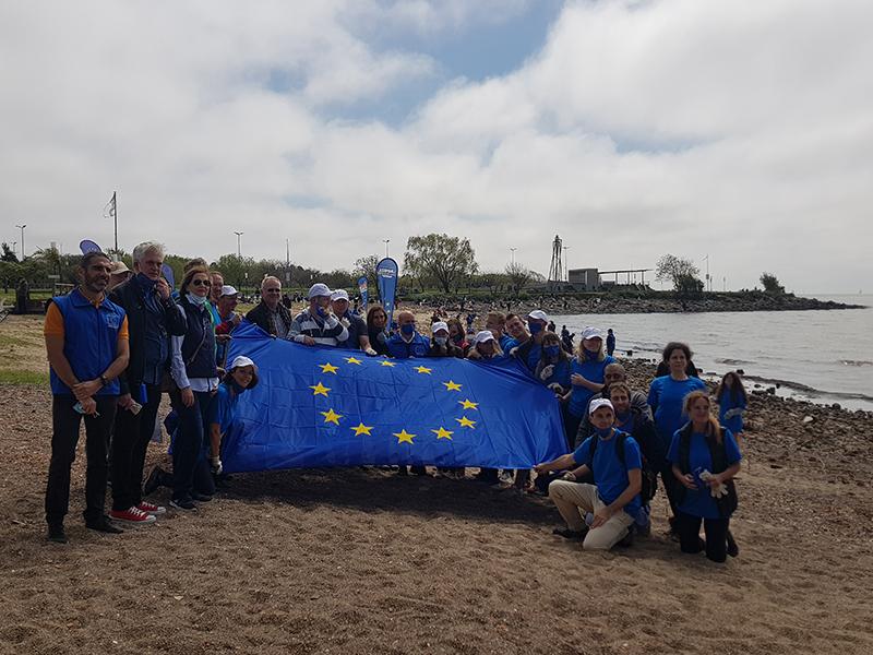 """Los embajadores de la UE """"juntos para proteger la vida marina"""""""