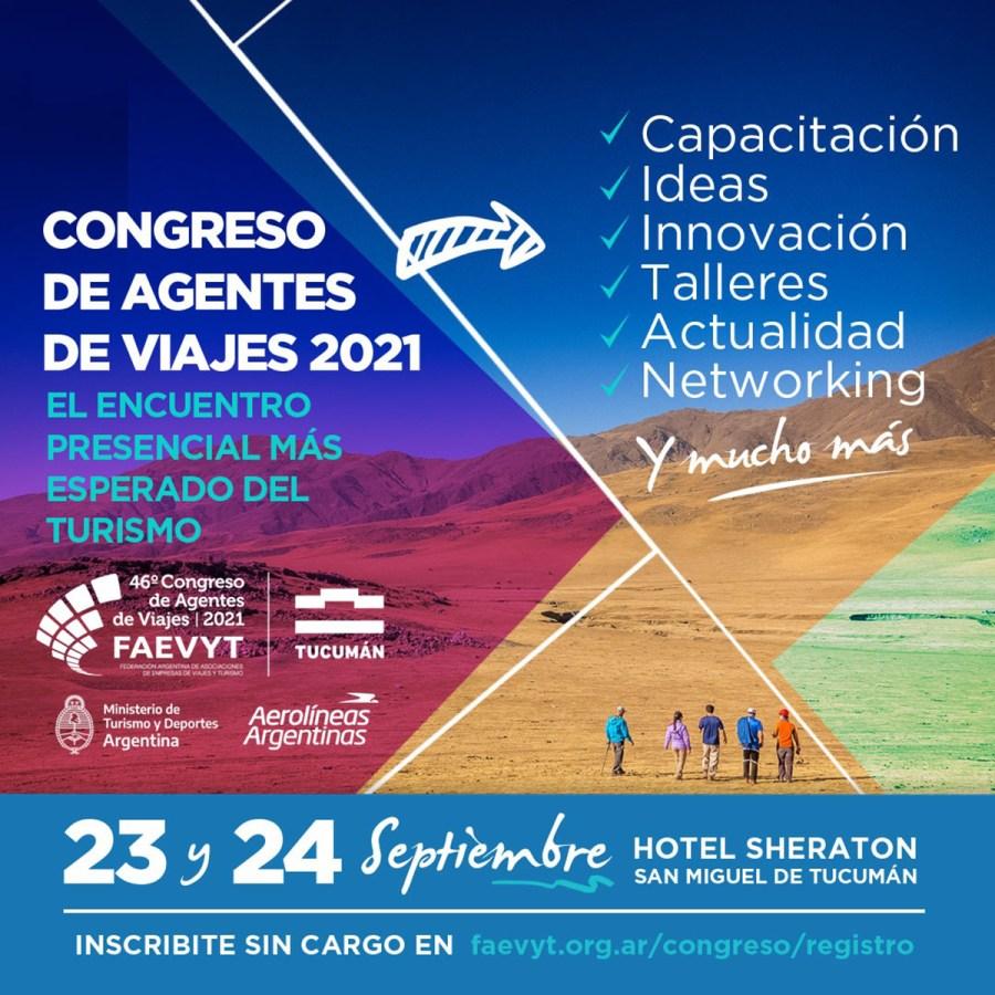 Congreso de Agentes de Viajes de FAEVYT