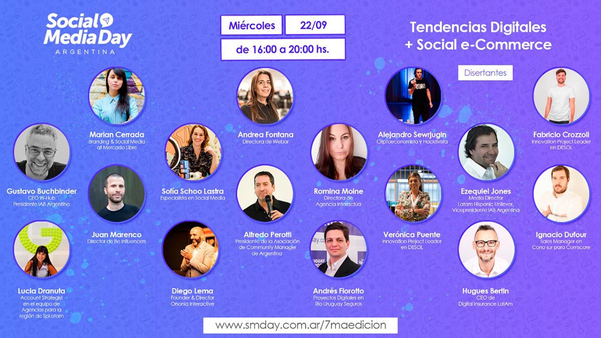 Edición Online del Social Media Day