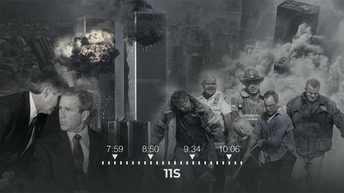 Doce horas que cambiaron el mundo: así fue el 11S
