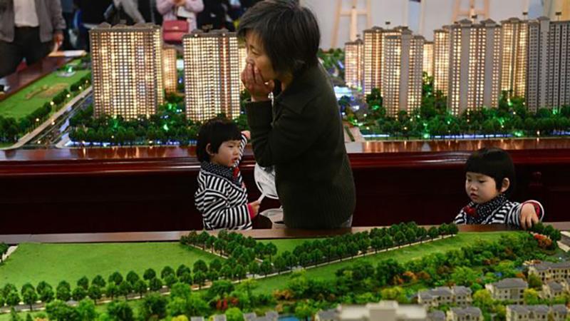 Pekín trata de manejar la burbuja inmobiliaria que crea Evergrande