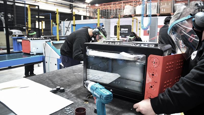 Industria en Argentina, se esta recuperando ?