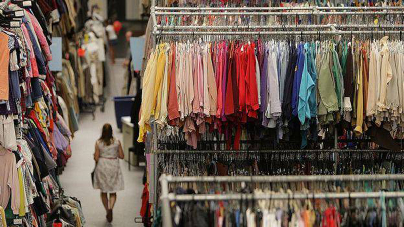 El incremento fue producido en su mayoría por la industria textil. (Archivo)