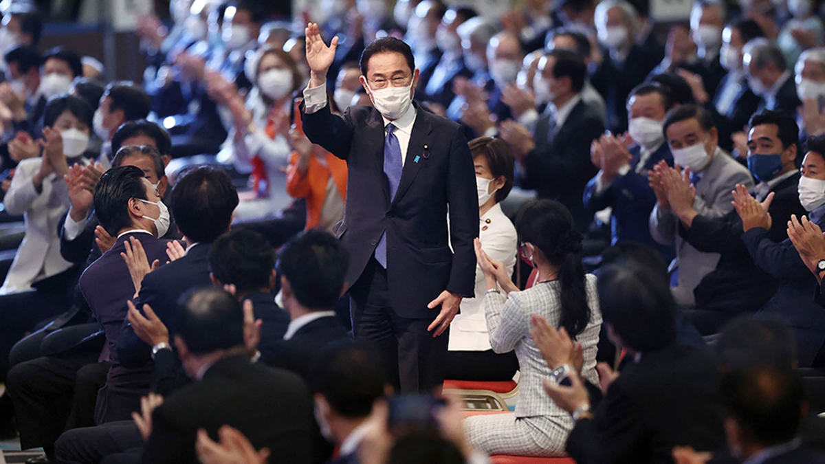El excanciller Kishida será el nuevo primer ministro de Japón