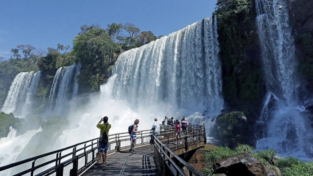 Turismo en Cataratas