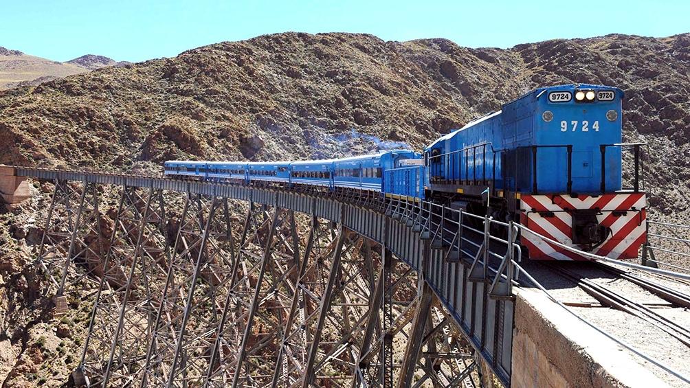 El Tren de las Nubes - Turismo en Salta