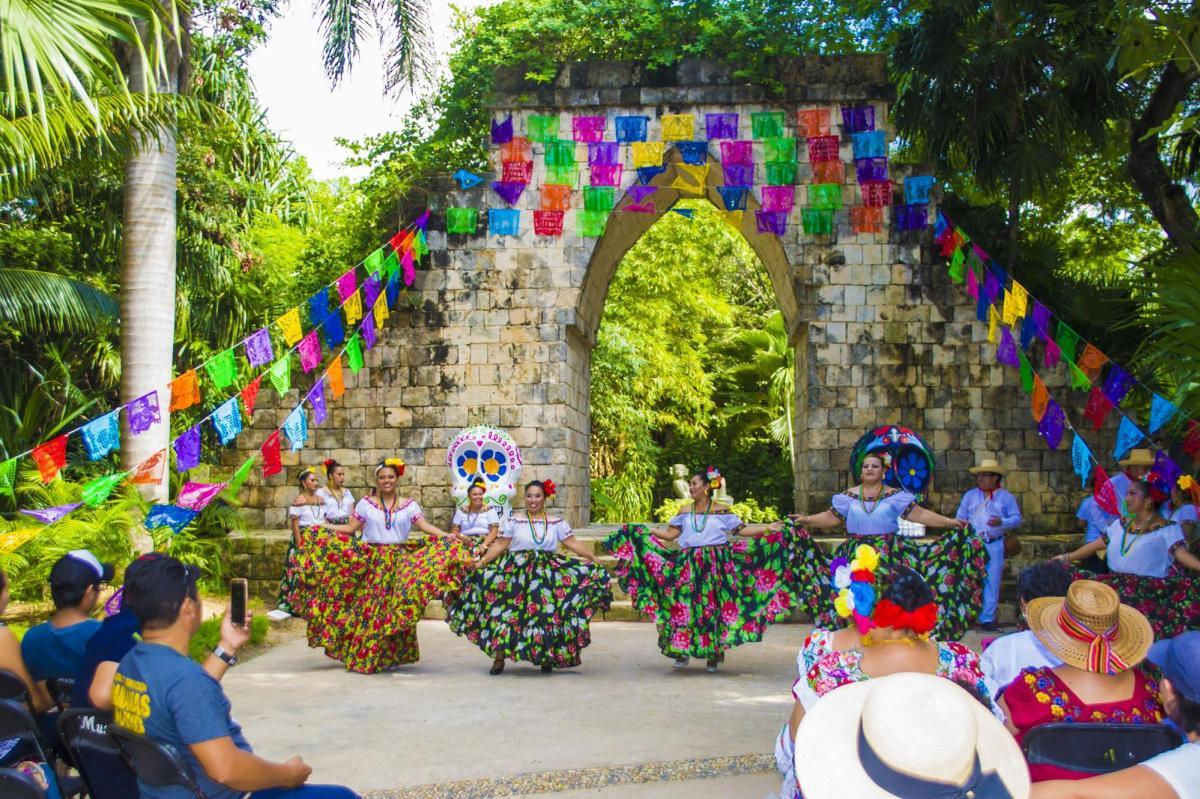 Día de Muertos Día de fiesta en México