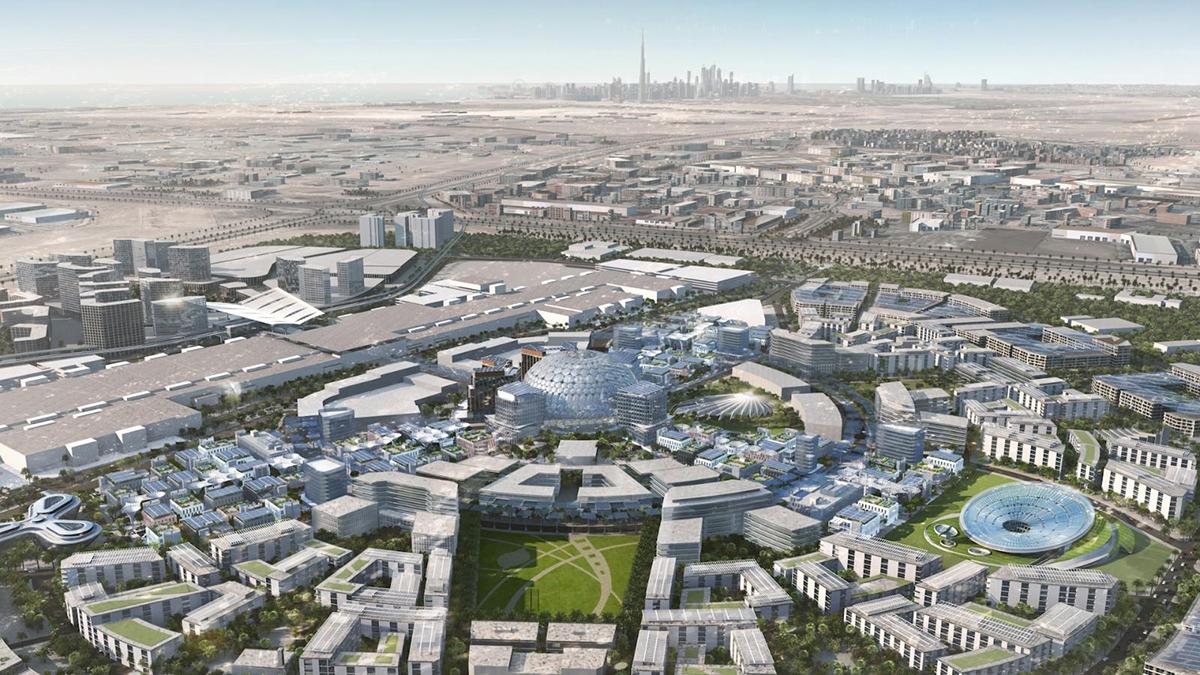 Exposición Universal de Dubái 2020