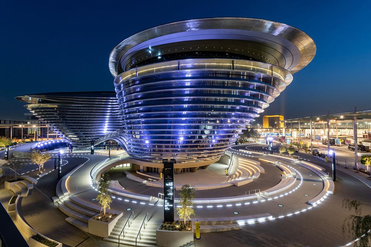 Exposición Universal de Dubái 2020, proyectando el futuro
