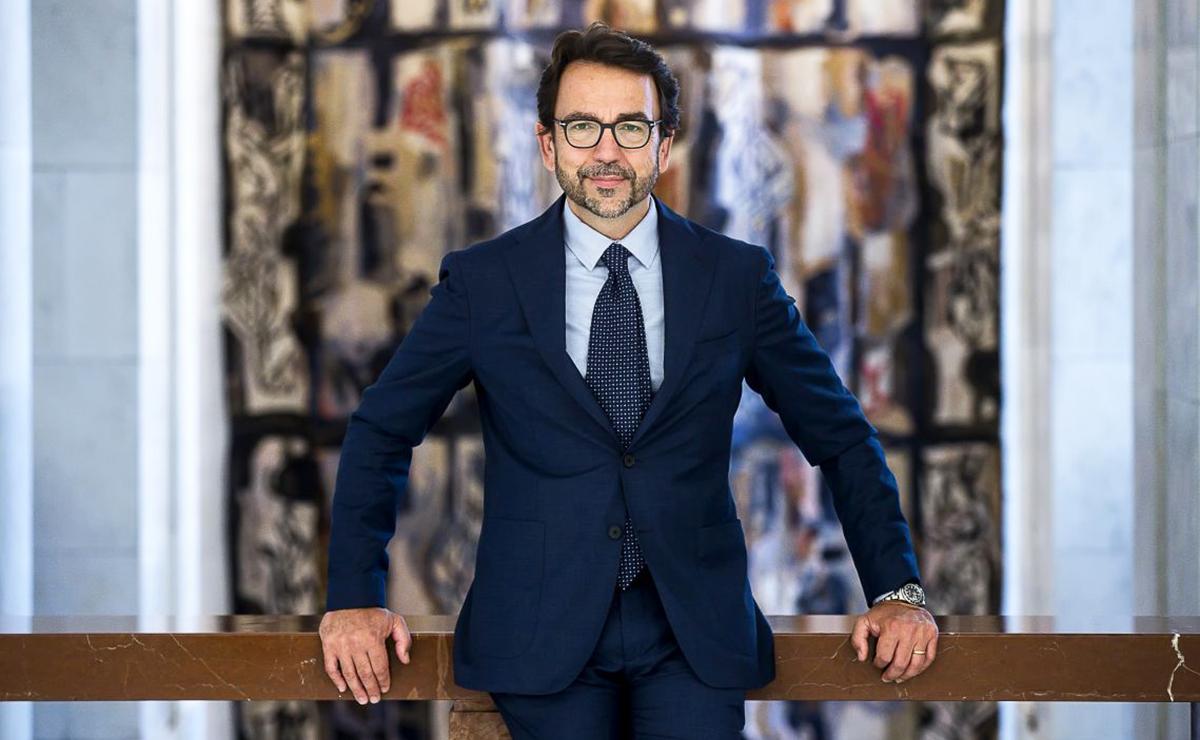 Fabrizio Lucentini es Embajador en Buenos Aires